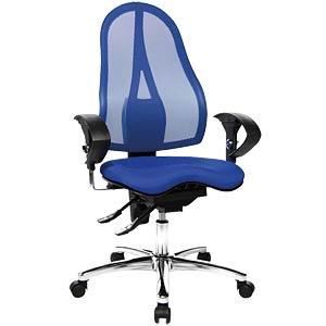 Topstar Sitness 15 office chair, blue TOPSTAR ST19UT38