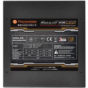 Thermaltake Smart SE 630W THERMALTAKE SPS-630MPCBEU