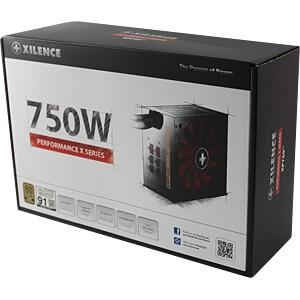 Xilence 750 W modular Performance X, XP750MR9 XILENCE XP750MR9