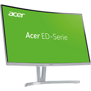 69cm Monitor, Curved, 1080p, EEK A ACER UM.HE3EE.005