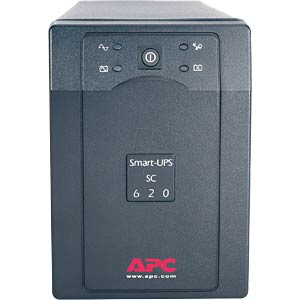 APC Smart-UPS SC 620 VA 230 V If service is required, please con APC SC620I