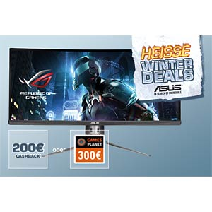 86cm - HDMI/DP/USB/Audio - Curved - EEK B ASUS 90LM02A0-B01370