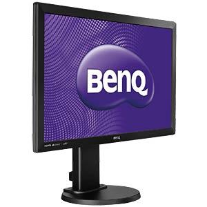 61cm Monitor, mit Pivot, 1080p, EEK A BENQ 9H.LAXLB.HBE