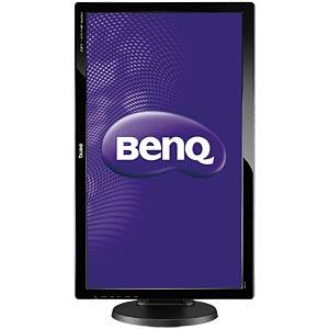 61cm Monitor, Lautsprecher, 1080p, mit Pivot, EEK B BENQ 9H.L7CLB.HBE/9H.L7CLA.4BE