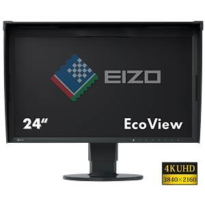 62cm - 2xDP/2xHDMI/USB - Pivot - schwarz - EEK D EIZO CG248-4K
