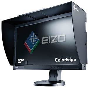 68cm - DVI/DP/HDMI/USB - Pivot - black - EEC C EIZO CG277-BK