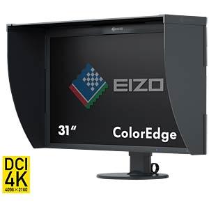 79cm - 2xDP/2xHDMI/USB - Pivot - UHD - black - EEC B EIZO CG318-4K