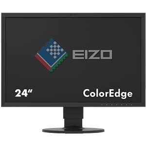 61cm Monitor, mit Pivot, schwarz, EEK B EIZO CS2420-BK