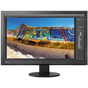 61cm - DVI/DP/HDMI/USB - Pivot - schwarz - EEK B EIZO CS2420-BK