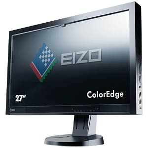 68cm - DVI/DP/HDMI/USB - Pivot - black - EEC C EIZO CX271-BK