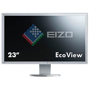 58cm - VGA/DVI/DP/USB/Audio - Pivot - grau EIZO EV2316WFS3-GY