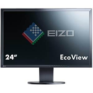 61cm - VGA/DVI/DP/USB/Audio - Pivot - schwarz EIZO EV2416WFS3-BK