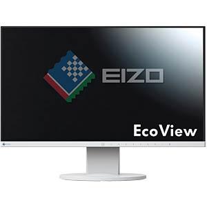 60cm - VGA/DVI/DP/HDMI/USB/Audio - Pivot - weiß - EEK A+ EIZO EV2450-WT