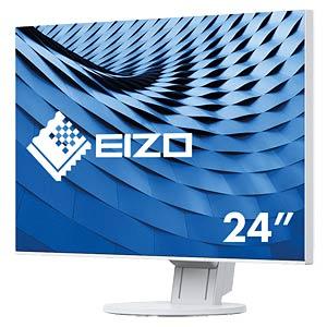 60cm Monitor, USB, Lautsprecher, Pivot, EEK A++ EIZO EV2451-WT