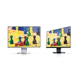 61 cm, VGA/DVI/DP/HDMI/Audio/USB, pivot, black, EEC A+ EIZO EV2455-BK