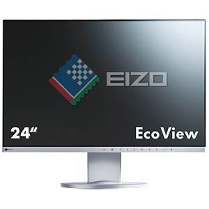 61cm Monitor, USB, mit Pivot, grau, EEK A+ EIZO EV2455-GY