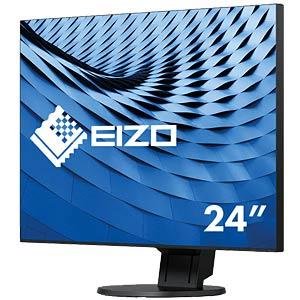 61cm Monitor, USB, Lautsprecher, Pivot, EEK A++ EIZO EV2456-BK