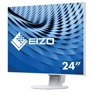 61cm Monitor, USB, Lautsprecher, Pivot, EEK A++ EIZO EV2456-WT