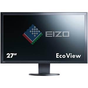 68cm - DVI/DP/USB/Speaker - black - Pivot EIZO EV2736WFS3-BK