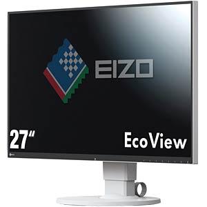 68cm - DVI/DP/HDMI/USB/Speaker - white - Pivot - EEC A EIZO EV2750-WT