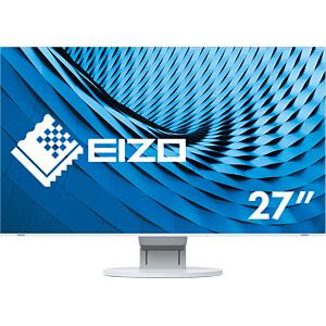 68cm Monitor, USB-C, Lautsprecher, mit Pivot, EEK A EIZO EV2785-WT