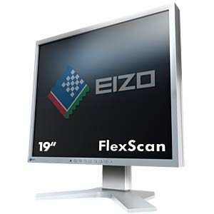 48 cm - 5:4 - VGA/DVI/Audio - grey hotline: 0800/3496737 EIZO S1923H-GY