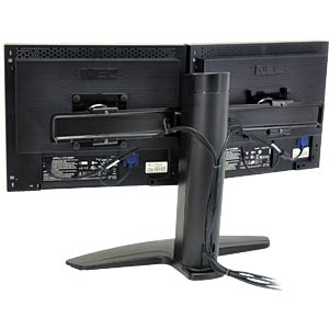 Lift stand for two monitors up to 61 cm (24 inches) ERGOTRON 33-396-085