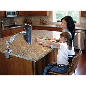 Monitor Halter, 1 Display, Tischmontage ERGOTRON 45-174-300