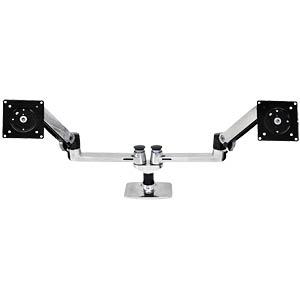 Monitor Halter, 2 Displays, Tischmontage ERGOTRON 45-245-026