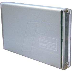 Externes 2.5er Gehäuse S-ATA / USB + eSATA EVERTECH ET-1571