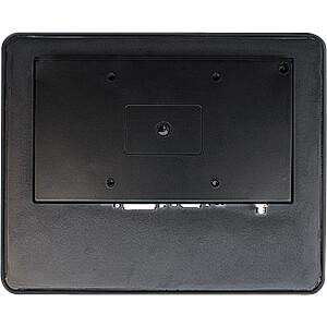 24,6cm Touchmonitor, schwarz, IP65, EEK A FAYTECH FT10TMBCAP