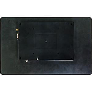 40cm Touchmonitor, schwarz, IP65, EEK B FAYTECH FT156TMBCAP