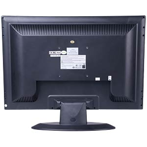 56 cm - touch - VGA/HDMI/S video - black - EEK C FAYTECH FT22TMB