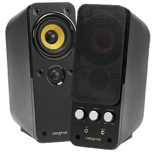 Creative 2.0 speaker system CREATIVE 51MF1610AA000