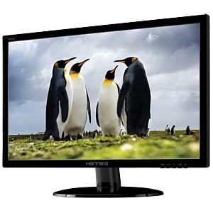 55cm Monitor, VGA, 1080p HANNSPREE HE225ANB