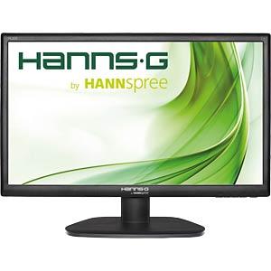 55cm Monitor, DP, Lautsprecher, 1080p, EEK A HANNSPREE HL225PPB