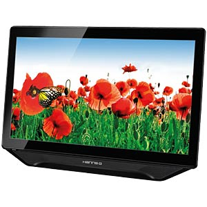 58 cm – touch – LED – VGA/DVI/HDMI/Audio – EEC B HANNSPREE HT231HPB
