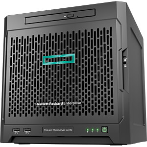 Server, ProLiant MicroServer Gen10 HEWLETT PACKARD ENTERPRISE 873830-421