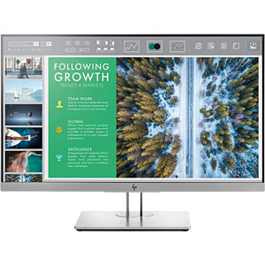 60cm Monitor, 1080p, Pivot, EEK A+ HEWLETT PACKARD 1FH47AA#ABB
