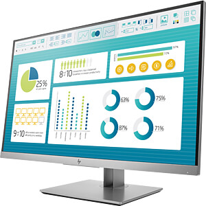 69cm Monitor, 1080p, Pivot, EEK A+ HEWLETT PACKARD 1FH50AA#ABB
