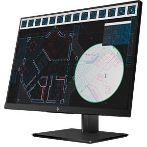 61cm Monitor, 1080p, Pivot, USB, EEK A HEWLETT PACKARD 1JS08A4#ABB