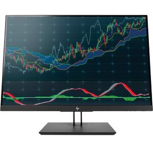 61cm Monitor, 1080p, Pivot, USB, EEK B HEWLETT PACKARD 1JS09A4#ABB