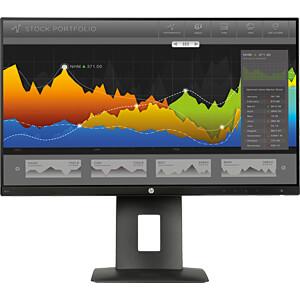 58cm Monitor, 1080p, Pivot, EEK A HEWLETT PACKARD M2J79A4#ABB