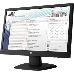 47cm Monitor, 16:19, VGA/DVI HEWLETT PACKARD V5J61AA#ABB