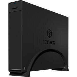 externes 3.5 SATA HDD Gehäuse, USB-C 3.1 ICYBOX IB-366-C31