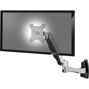 Monitor Halter mit Wandhalterung, 1 Display bis 61 cm (24) ICYBOX IB-MS613-W