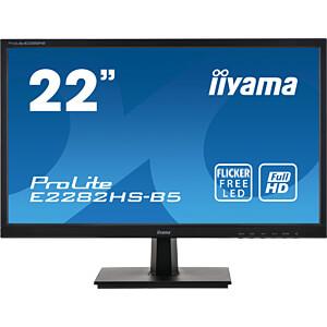 IIY E2282HSB5 - 54,7cm Monitor