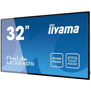 80cm Monitor, USB, EEK B IIYAMA LE3240S-B1