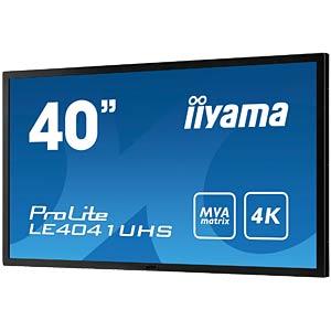 100cm Monitor, 2xRS232, EEK B IIYAMA LE4041UHS-B1