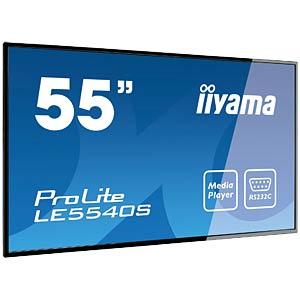 139cm Monitor, RCA, EEK A IIYAMA LE5540S-B1